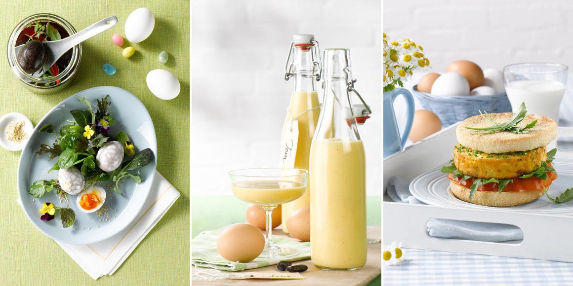 Rezeptideen mit Ei
